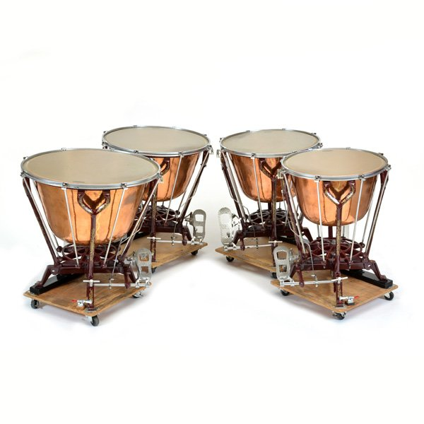 Walter Light Timpani Mark XI (set of 4) Image