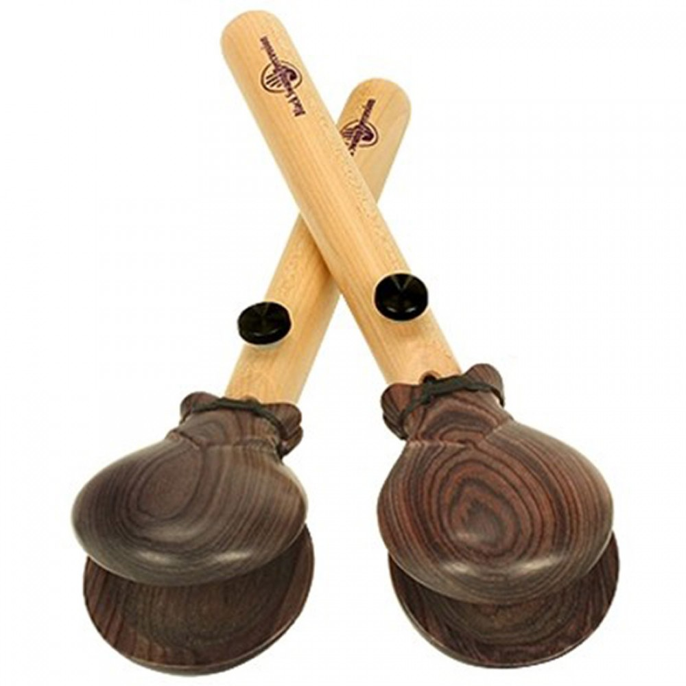 Castanets: Large Rosewood Image