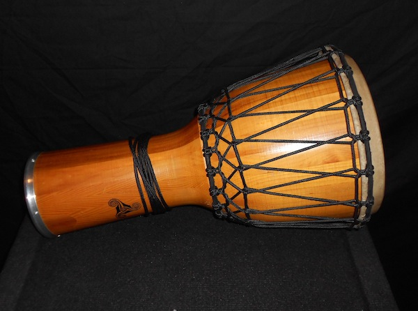 Djembe 12in head Image
