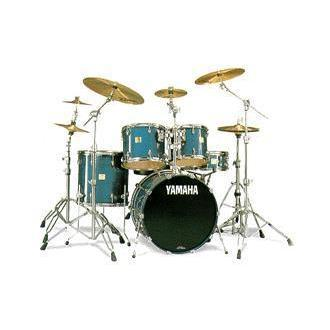 Yamaha Maple Custom Drum Set Image
