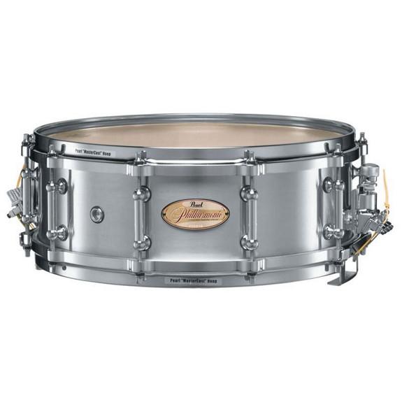 """Philharmonic 14""""x5"""" Aluminum Snare Drum Image"""