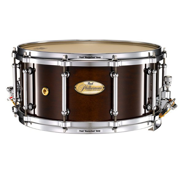 "Philharmonic 14""x6.5"" maple snare drum Image"