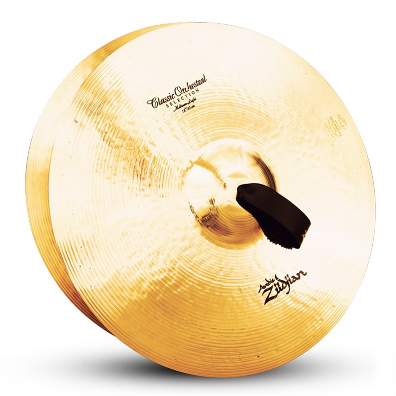 18in medium Light COS Zildjian piatti Image