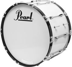 Pearl Marching Bass Drum Image