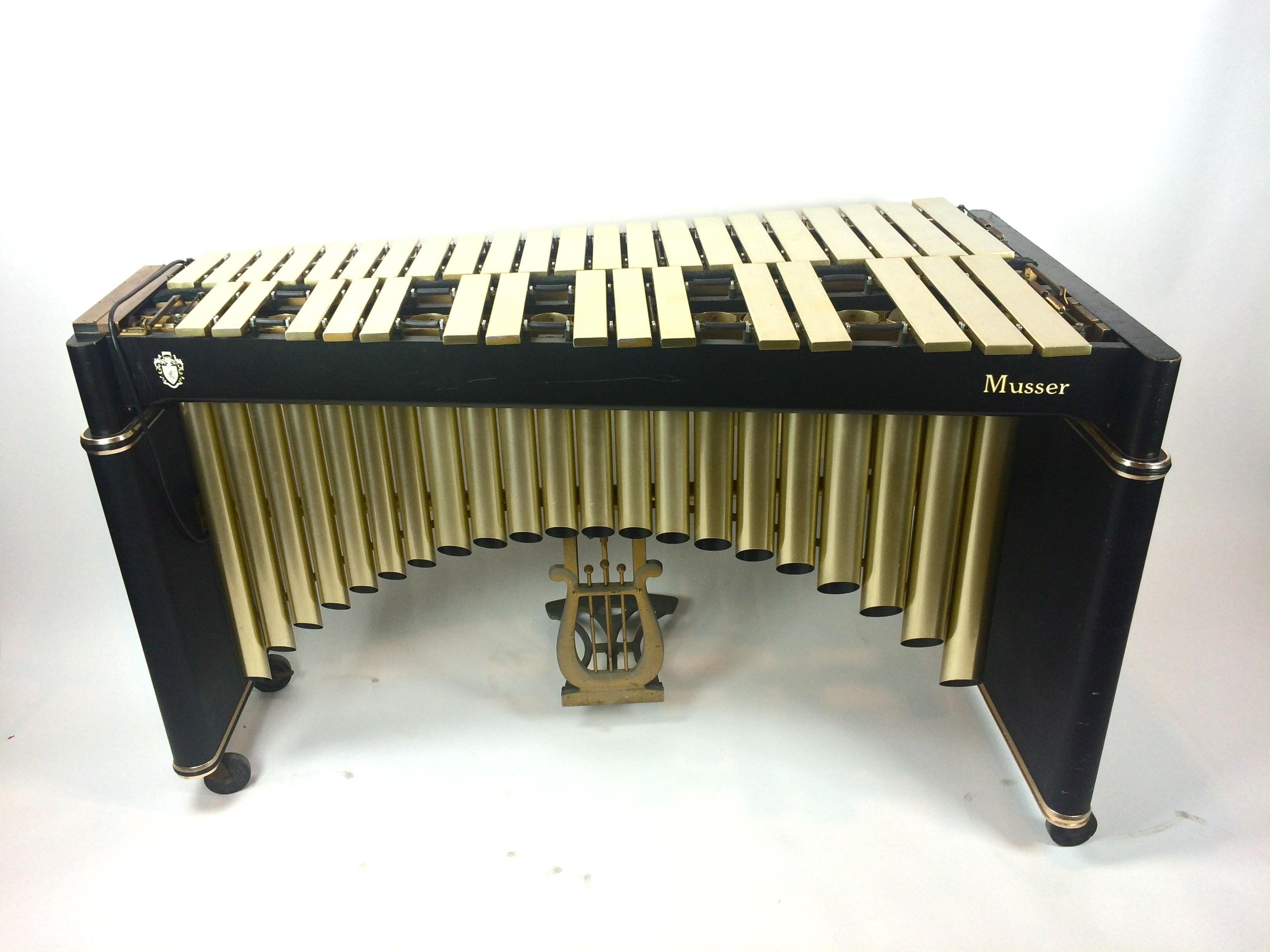 Musser Gold Bar Vibraphone M75 Image
