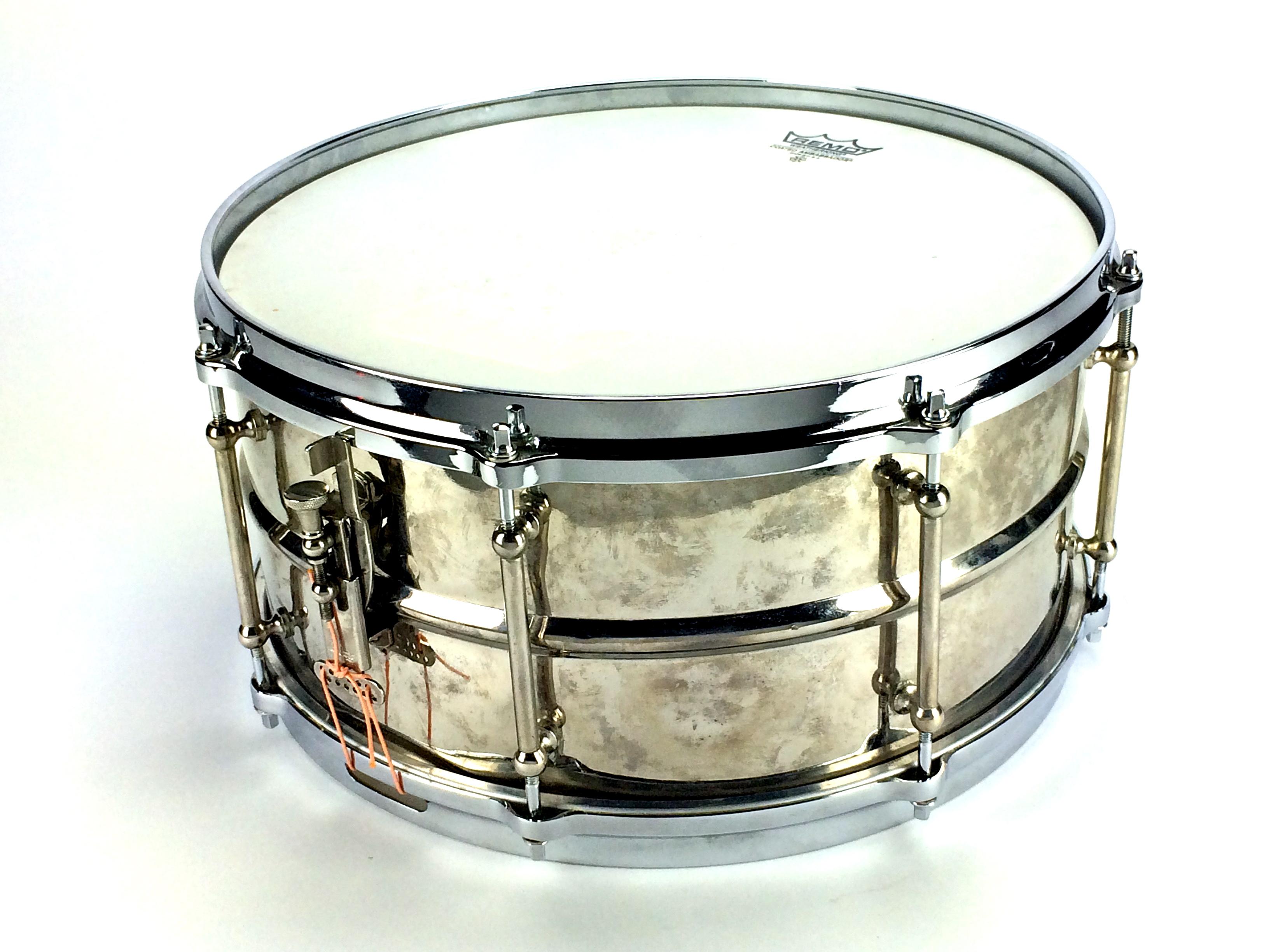 14x6.5in Slingerland Brass Shell Snare Image