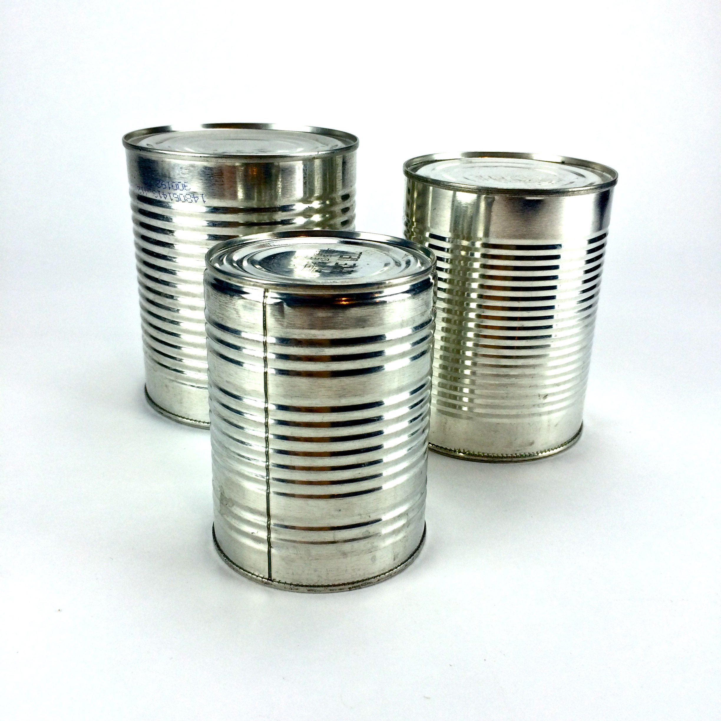 Metal Cans Image