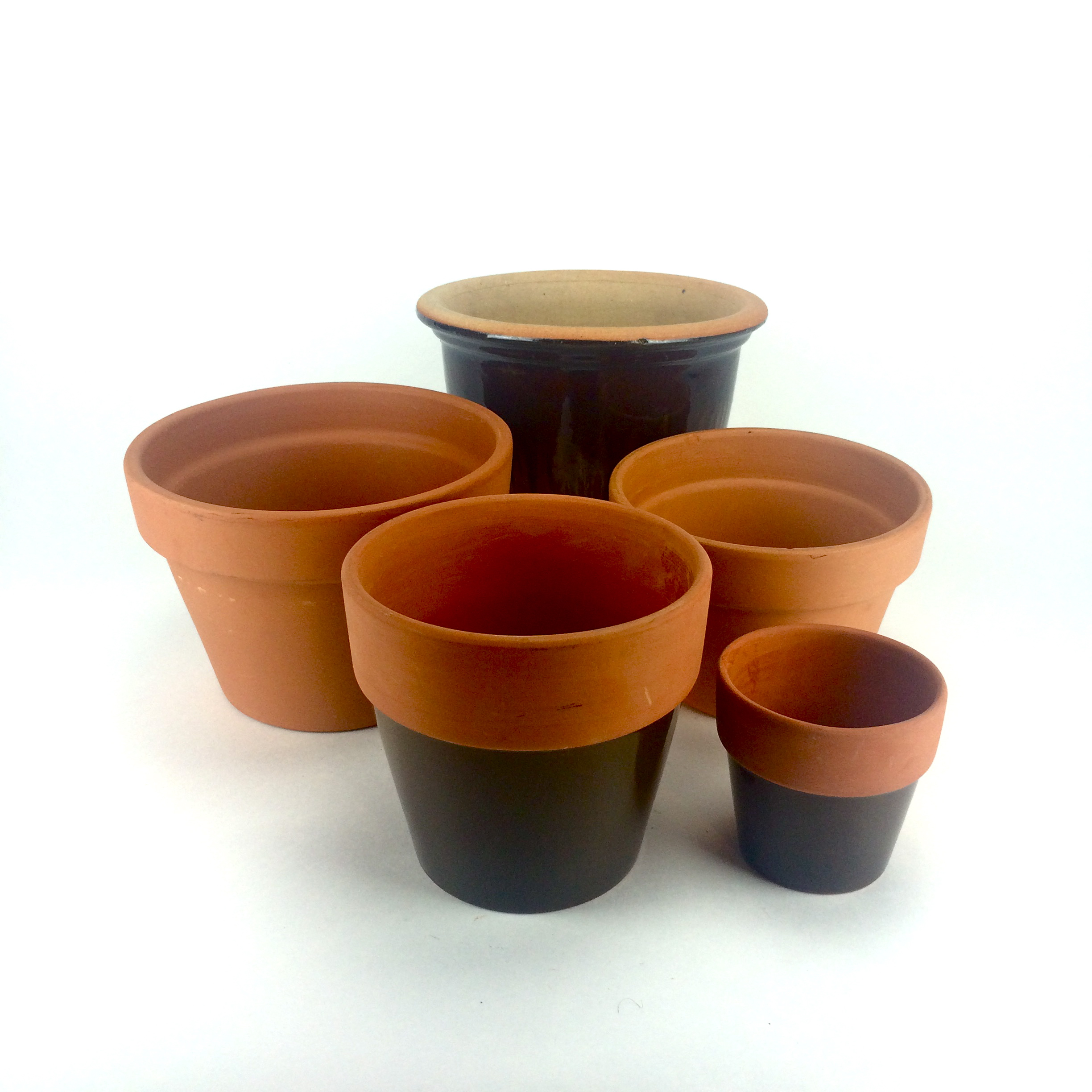 Tuned Flower Pots Image